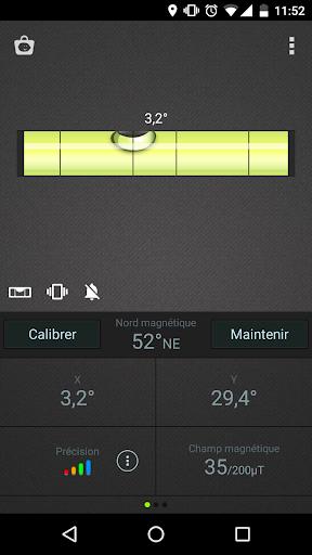 Boussole Niveau et GPS screenshot 2