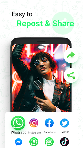 Status Saver for WhatsApp - Video Downloader App screenshot 9