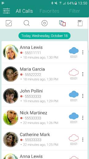 Call Recorder S9 - Automatic Call Recorder Pro screenshot 1