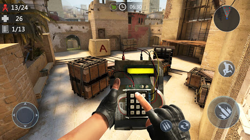 Special Ops 2020: Multiplayer Shooting Games 3D screenshot 4