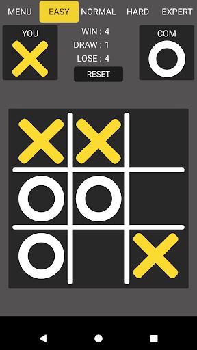 Tic Tac Toe : Noughts and Crosses, OX, XO screenshot 3