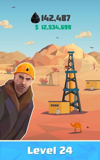 放置石油王:ガソリン工場シミュレーター screenshot 5