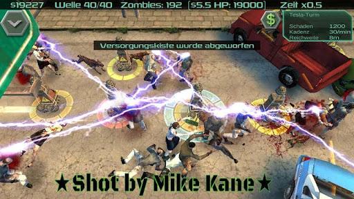 Zombie Defense 13 تصوير الشاشة