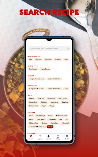 BetterButter - Recipes, Diet Plan & Health Tips screenshot 5