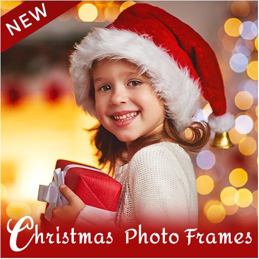 Christmas Photo Frames HD icon