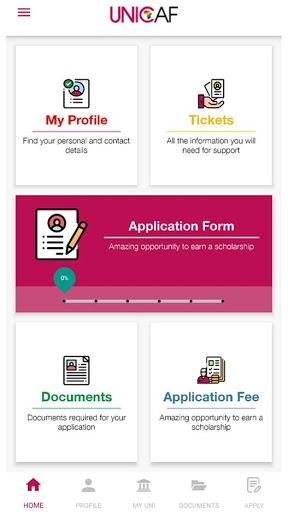 Unicaf | UK University Degree Scholarships screenshot 1