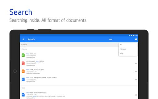 Polaris Office - Free Docs, Sheets, Slides   PDF screenshot 22