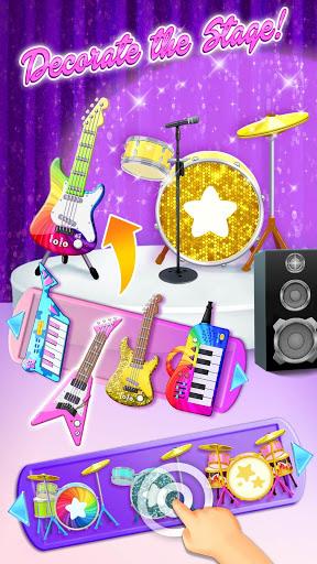 Sweet Baby Girl Pop Stars - Superstar Salon & Show 7 تصوير الشاشة