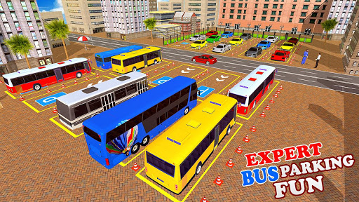 Modern Bus Simulator New Parking Games – Bus Games screenshot 6