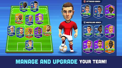 Mini Football - Mobile Soccer screenshot 3