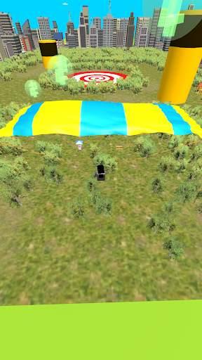 Parachuting screenshot 4