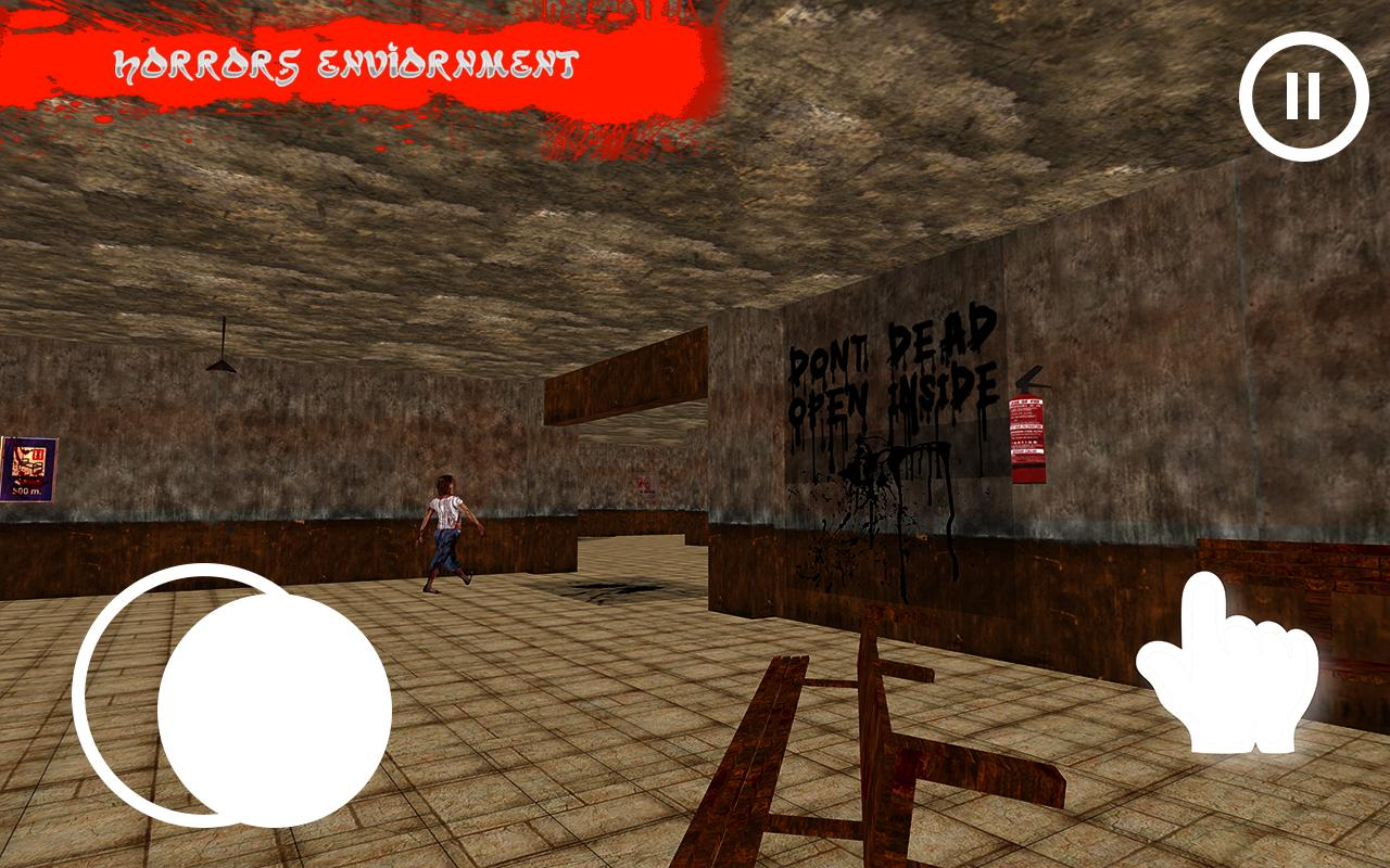 horror Scary granny Escape House :New Horror Game 5 تصوير الشاشة