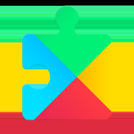 خدمات Google Play أيقونة