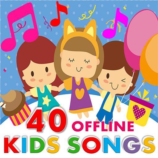 Kids Songs - Best Offline Nursery Rhymes icon