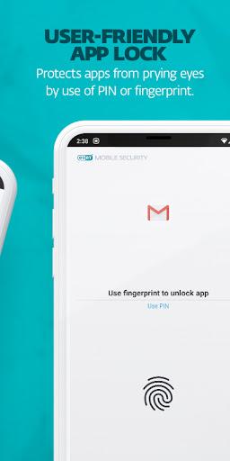 ESET Mobile Security & Antivirus screenshot 3