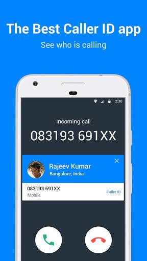 Caller ID - Phone Dialer, Call Blocker screenshot 1