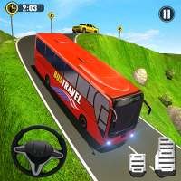 Off driver Road Tour Coach Bus on 9Apps