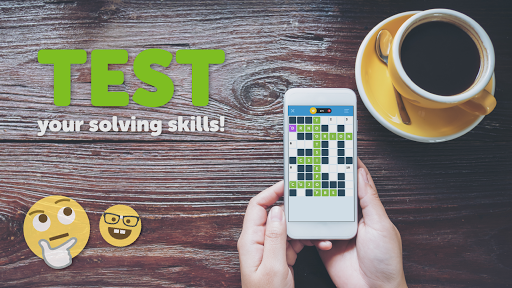 Crossword Quiz - Crossword Puzzle Word Game! 6 تصوير الشاشة