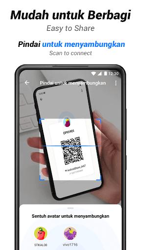 SHAREit Lite - Share & File Transfer App, Share it screenshot 3