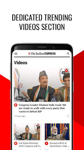 India News, Headlines & epaper - Indian Express 6 تصوير الشاشة