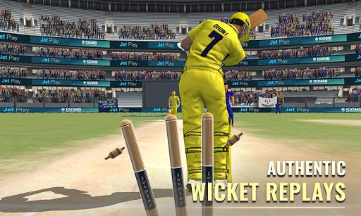 Sachin Saga Cricket Champions स्क्रीनशॉट 7