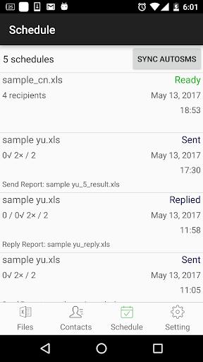 SA Group Text Lite screenshot 3