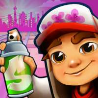 Subway Surfers on 9Apps
