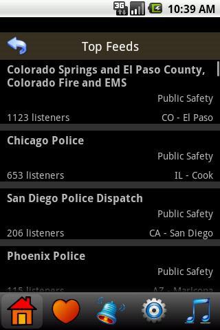 Police Scanner screenshot 4