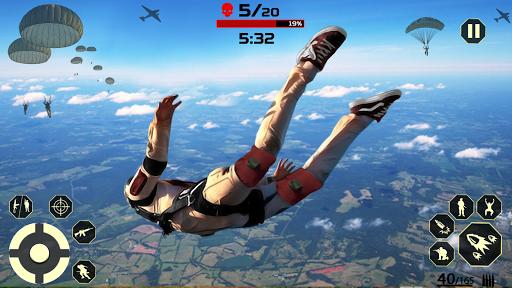 Unknown Battleground Fire: Fire Free Battle Royale screenshot 1
