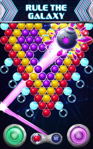 Bubble Heroes Galaxy screenshot 1