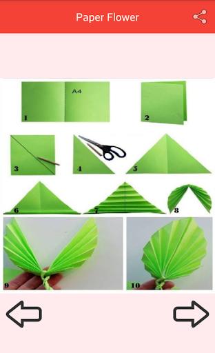 Paper Flower Craft screenshot 3