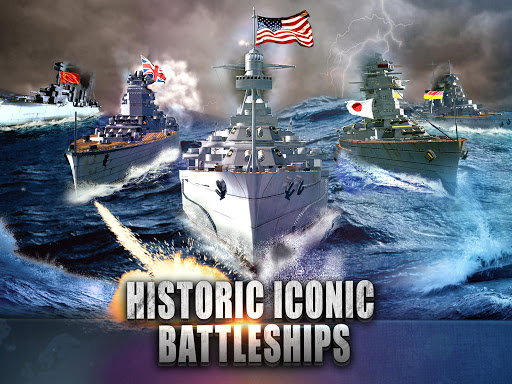 Warship Rising - 10 vs 10 Real-Time Esport Battle screenshot 9