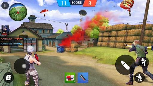 Cover Hunter - 3v3 Team Battle स्क्रीनशॉट 3