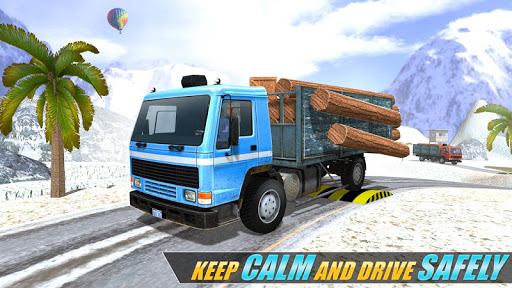 Indian Real Cargo Truck Driver -New Truck Games 21 screenshot 6