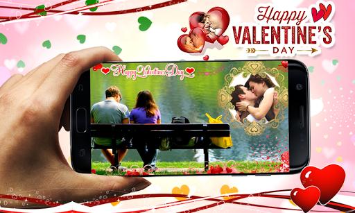 Valentine Photo Frames 2019 5 تصوير الشاشة