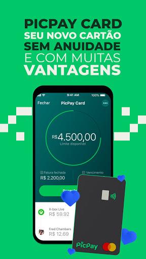 PicPay: Pagamentos, Transferências, Pix e Cashback screenshot 7