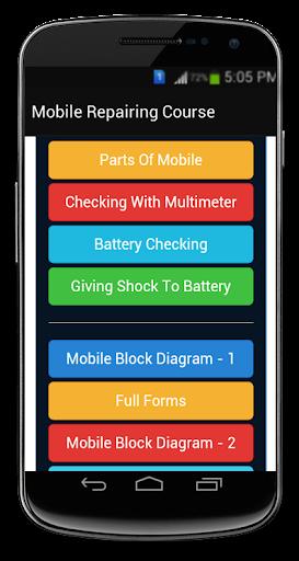 Mobile Repairing screenshot 1