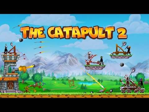 The Catapult 2 — Grow your castle tower defense screenshot 2
