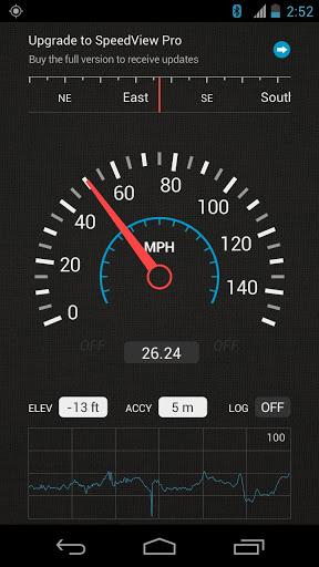 SpeedView: GPS Speedometer 2 تصوير الشاشة