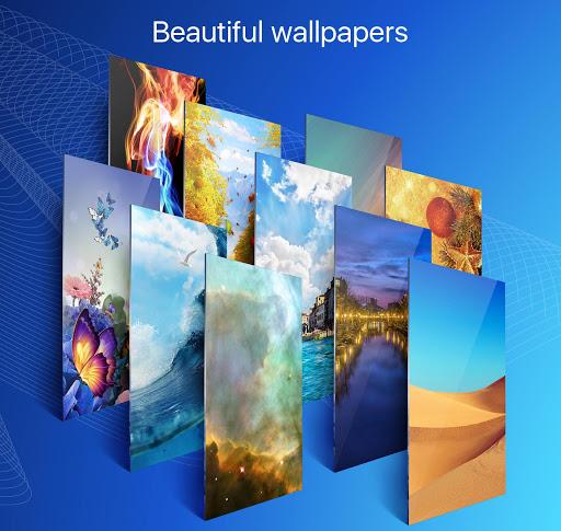 Ace Launcher - 3D Themes&Wallpapers screenshot 2