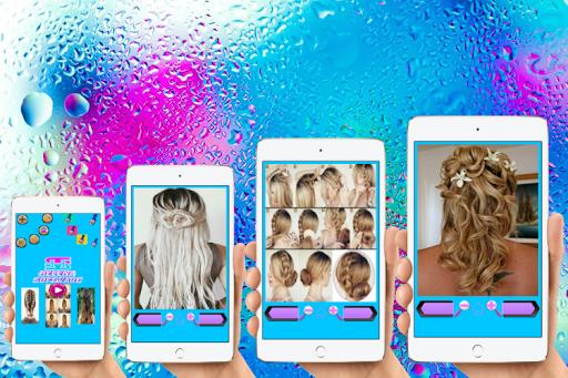 Hairstyles (Step by Step) screenshot 5