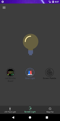 Super Flashlight - SOS Blink screenshot 3