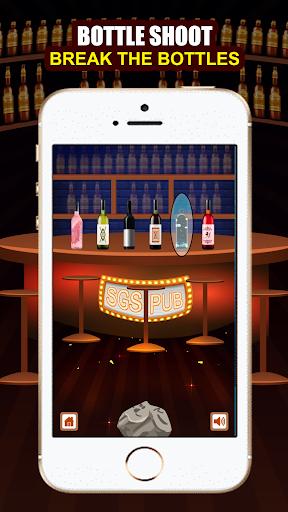 Bottle Shoot Game Forever screenshot 3