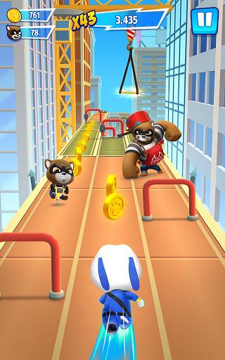 Talking Tom Hero Dash - Run Game screenshot 12