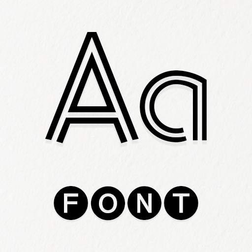 Font Keyboard - Fonts, Emoji & Keyboard Fonts