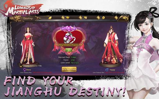Legends of Martial Arts screenshot 3