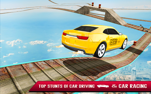 Mega Ramp Car Simulator Game- New Car Racing Games screenshot 5