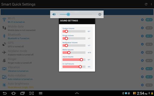 Smart Tetapan Pantas screenshot 22