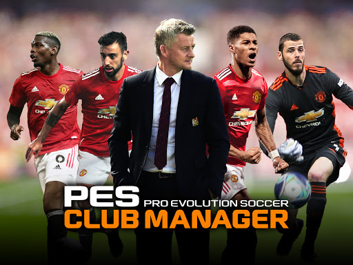 PES CLUB MANAGER 14 تصوير الشاشة