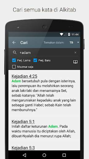 Alkitab screenshot 4